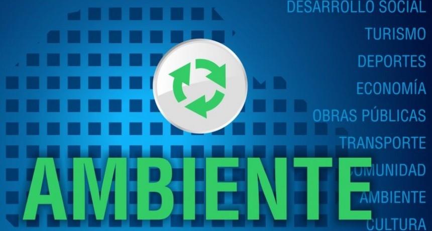 Patrulla Ambiental: infracción por arrojar basura en sitios no habilitados