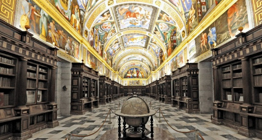 Las Bibliotecas, tesoros mundiales
