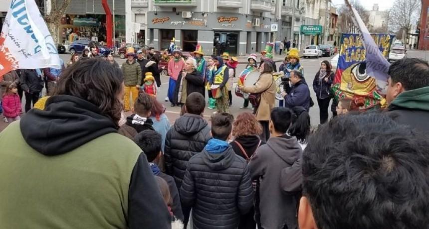 Fuerzas Armadas para seguridad interior: en Olavarría expresaron rechazo a la medida