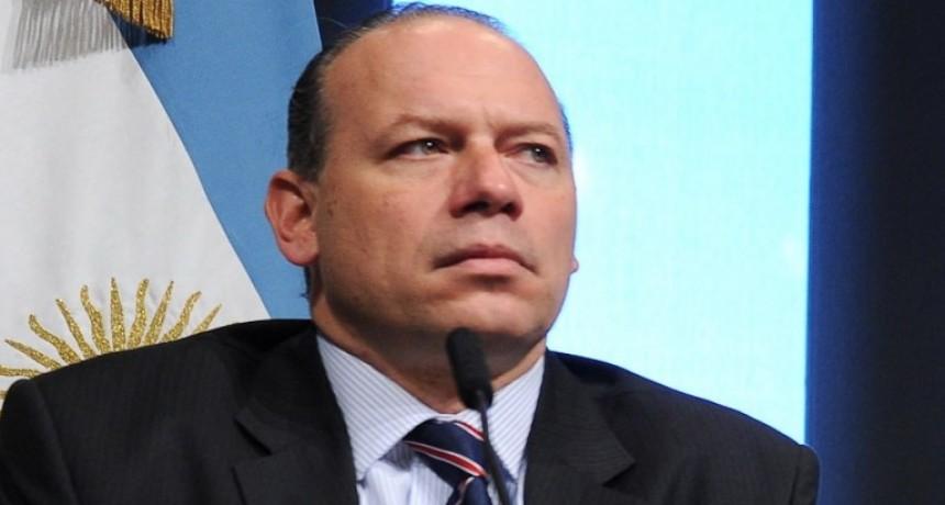 Berni: 'mientras exista esta crisis social, el delito va a seguir aumentando'