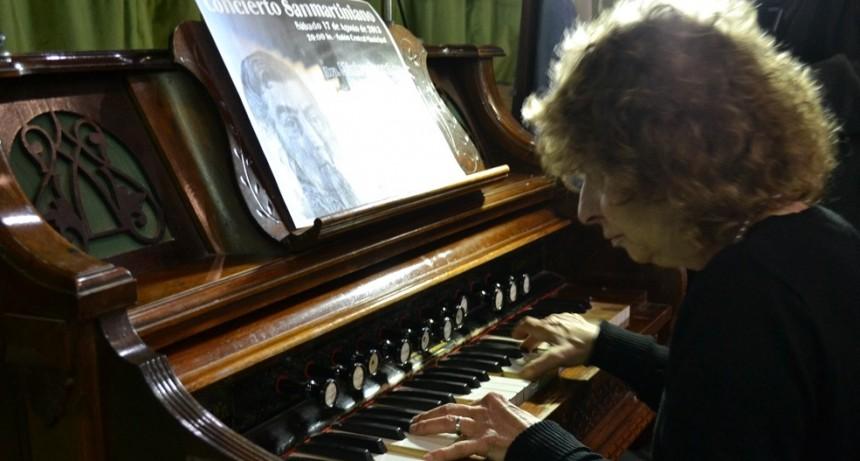 Próximo concierto de Mozarteum Filial Olavarria
