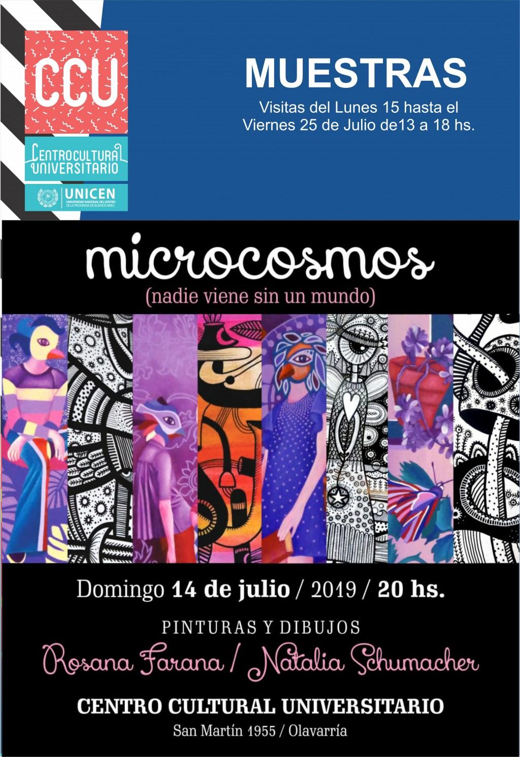 Nueva Muestra en el Centro Cultural Universitario