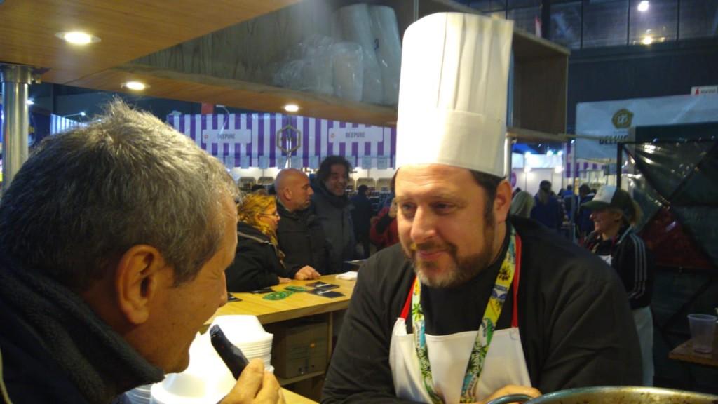 Caminos y sabores: las exquisitices  del chef Claudio Bonelli