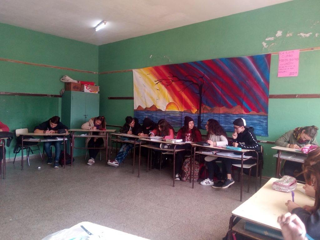 Proyecto Itinerante de Salud Sexual: intervención en Recalde y Blanca Grande