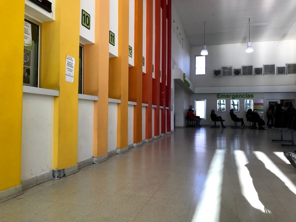 Modificaciones en la asistencia en el Hospital Municipal