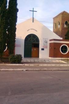 Fiestas Patronales de la parroquia San Cayetano del barrio CECO