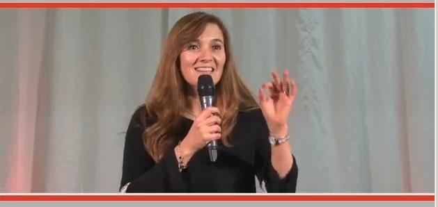 Claudia Bilbao: 'Hay que poner en marcha un Plan Nutricional para los chicos y las personas de la tercera edad'