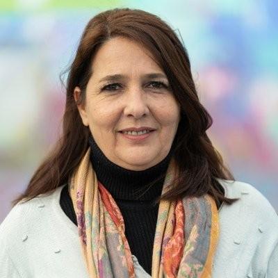 María Luján Rey: 'la política es una herramienta para transformar el lugar'