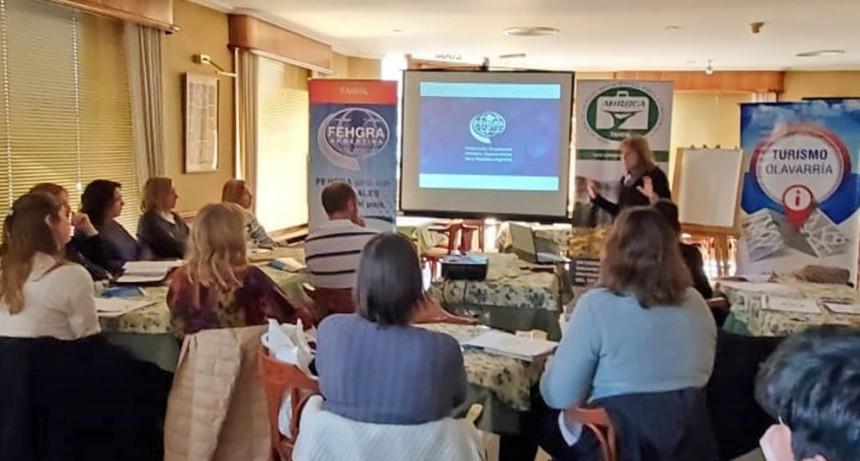 Exitosa capacitación sobre Hotelería y nuevas tendencias en Turismo