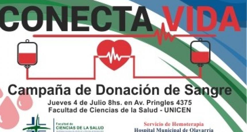 Jornada de Donación Voluntaria de Sangre en Ciencias de la Salud