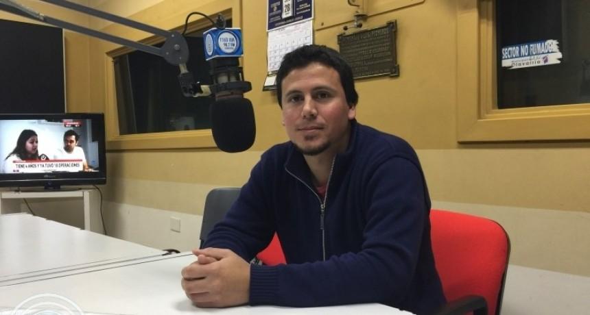 El Frente de Todos presenta su lista de candidatos en Olavarría