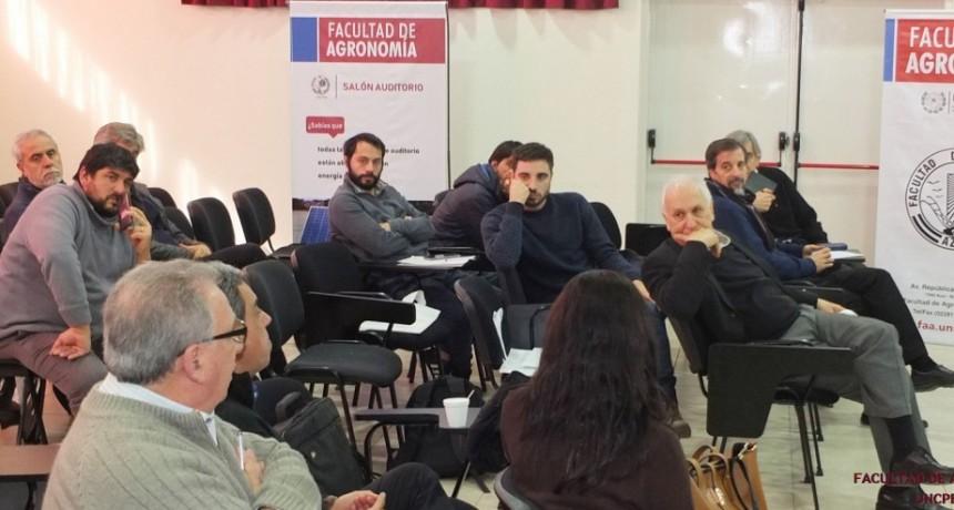 En Agronomía hubo una Mesa de Trabajo Regional en 'Emprendedurismo y Desarrollo Local'