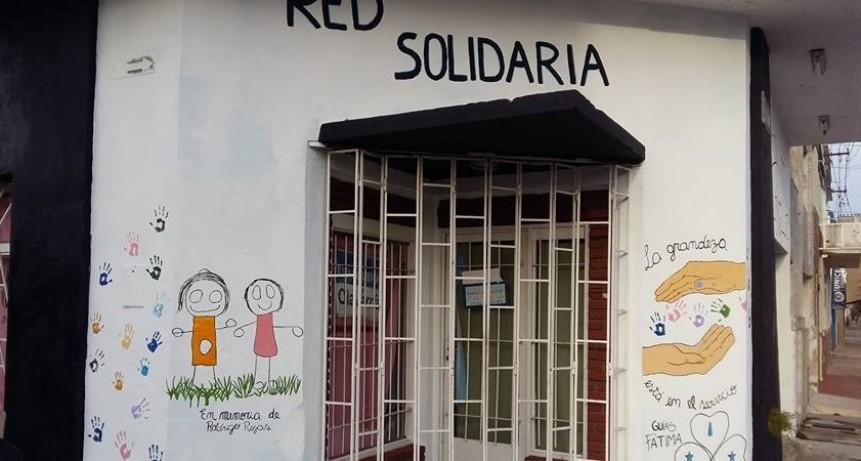 Frío: Red Solidaria Olavarría pide donaciones para preparar cenas