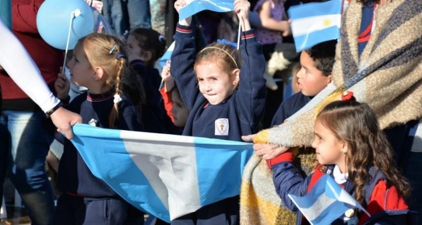 Día de la Independencia: cortes de calles el día del desfile