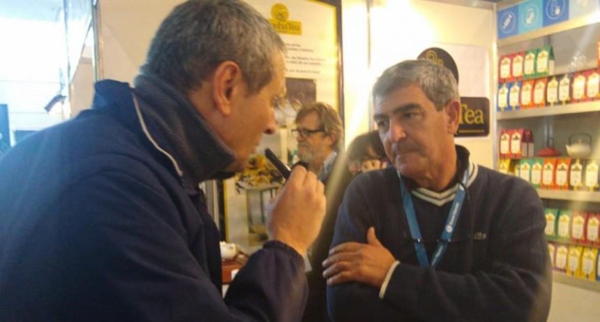 Radio Olavarría en 'Caminos y Sabores' en el predio ferial de Palermo