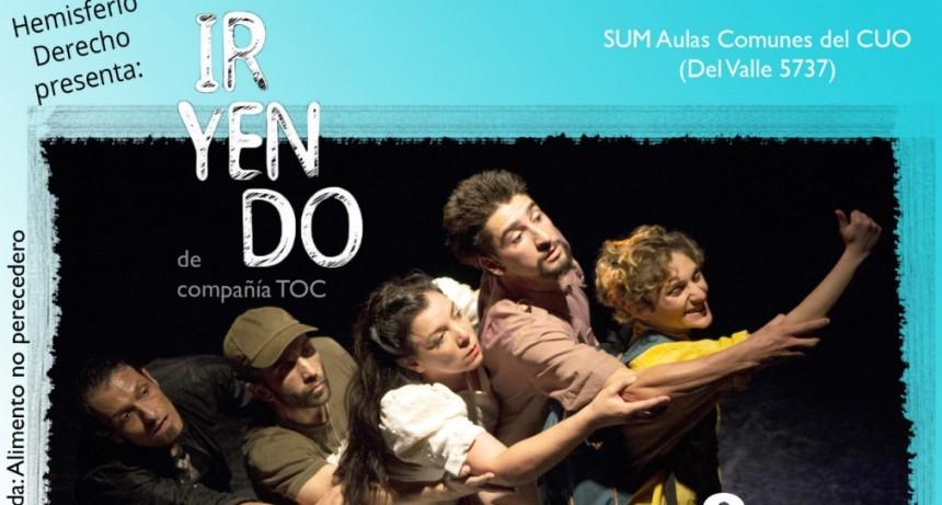 """Teatro en el ciclo cultural """"Hemisferio Derecho"""""""