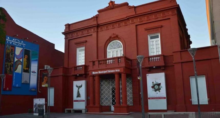 Inaugurará una nueva muestra en el Museo Dámaso Arce