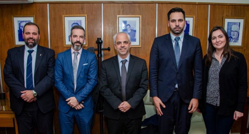 El Subsecretario de Justicia de la provincia de Buenos Aires disertó en el Colegio de Abogados de Azul