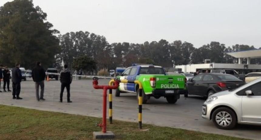 Como en el Conurbano: enfrentamiento entre policías federales y bonaerenses en Azul