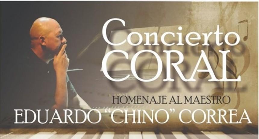 Encuentro Coral homenaje a 'Chino' Correa