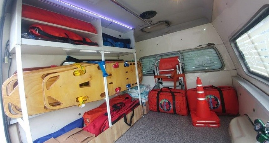 Mejora el servicio de asistencia sanitaria en casos de emergencia