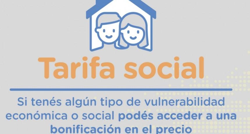 Gas: instrumentan cambios en el procedimiento para acceder a la Tarifa Social