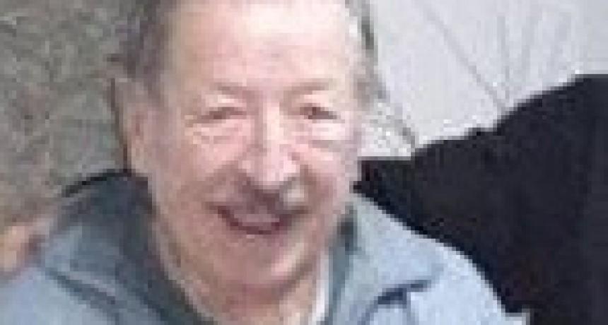 Falleció el Profesor Alberto Eduardo Arouxet