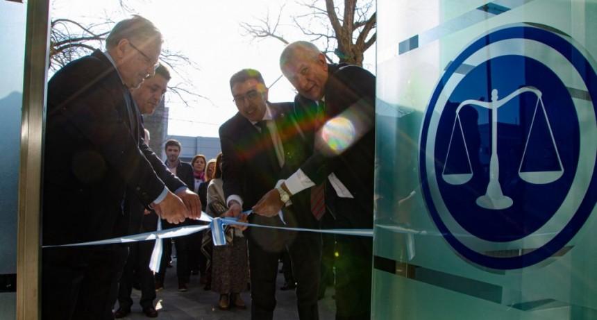 Con amplia convocatoria regional: el Colegio de Magistrados abrió su sede propia en Azul
