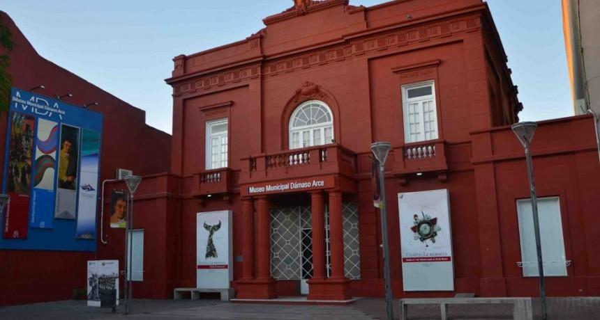 Nueva muestra en el Museo Dámaso Arce