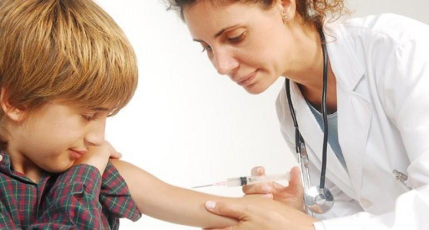 Vacunación: llegó la 'Menveo' y hay buena cantidad aplicadas de antigripal