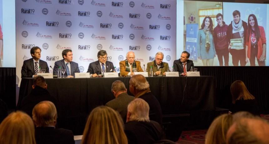 Se presentó oficialmente la 133° edición de la Exposición Rural en CABA