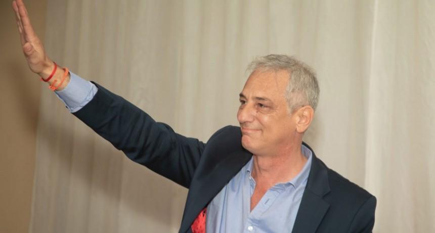 José Eseverri: 'Soñamos con una Olavarría que atraiga inversiones, integrada, sin hambre y con medicamentos para todos'