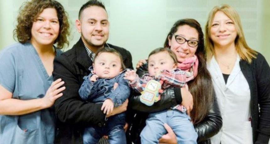 Tras la operación de los siameses, resaltan la importancia de los controles prenatales
