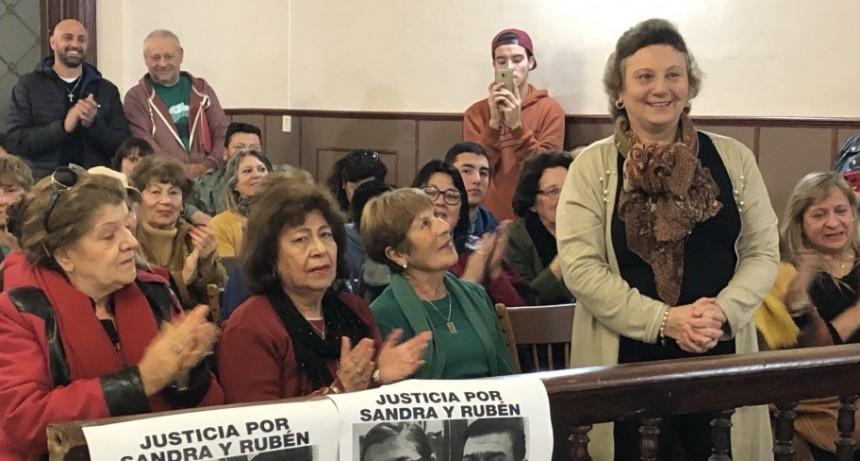 Olga Rasposo fue declarada vecina destacada de Olavarría