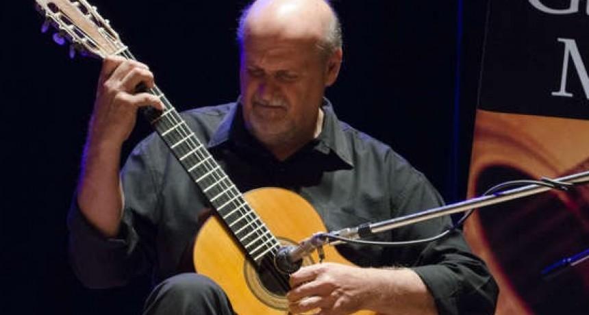 Entre el Pre Festival de  Guitarras del mundo y Europa