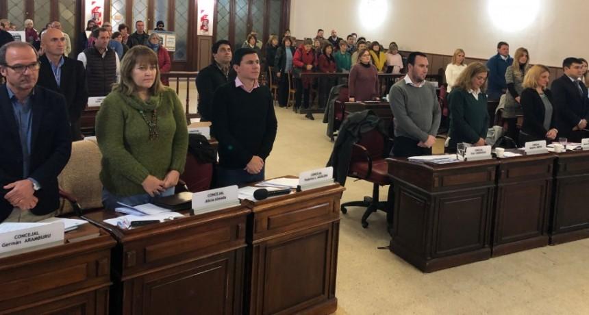 Concejo: el transporte público fue uno de los ejes de la sesión