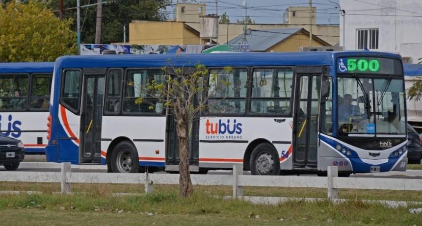 Transporte Público: aprobaron cambios en los recorridos