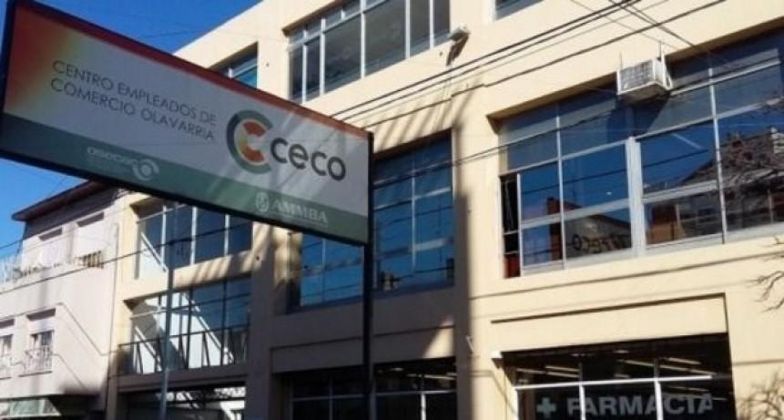 El CECO con actividades para hijos de afiliados en vacaciones de invierno