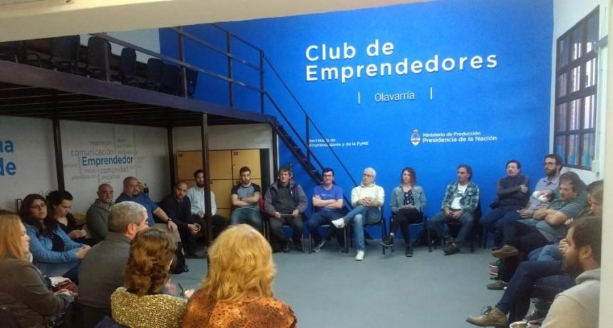 Nuevas propuestas en el Club de Emprendedores