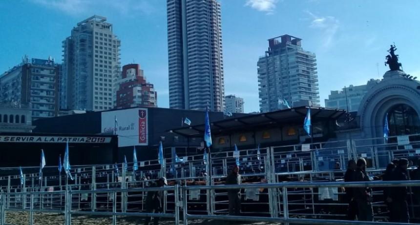 Exitoso inicio de la Exposición Rural en la Ciudad de Buenos Aires