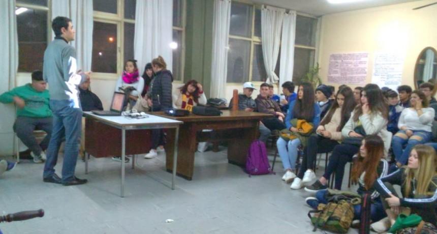 Más Escuelas se suman al programa Olavarría conoce Olavarría