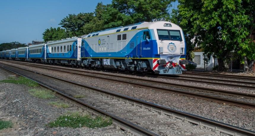 El tren a Bahía Blanca suma una nueva parada en Cacharí