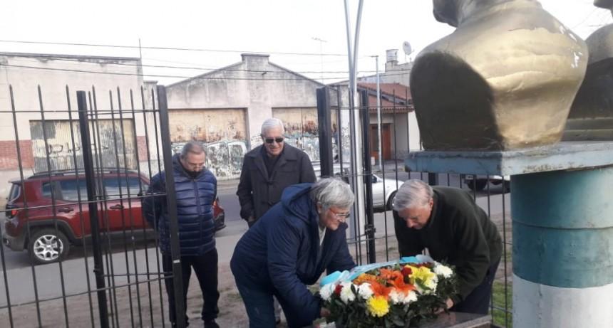 Peronistas históricos recordaron a Evita