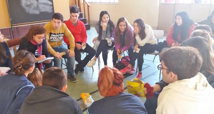 Trabajo articulado de Juventud Municipal y educación distrital sobre prácticas juveniles
