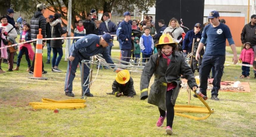 El domingo se realiza la 39º Fiesta del Día del Niño