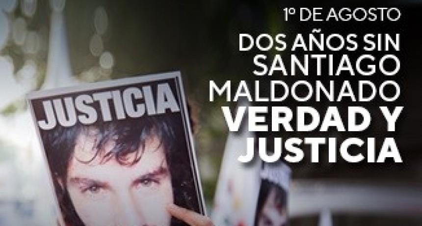 Suteba acompaña el reclamo de la familia de Santiago Maldonado por el no cierre de la causa