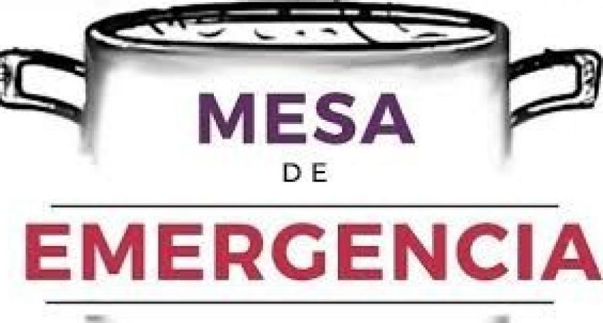 La Mesa de Emergencia con un diagnóstico de la situación social y un pedido a los candidatos a intendente