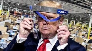 El coronavirus bate otro récord en EE.UU y Trump empieza a ceder y dice que usaría barbijo