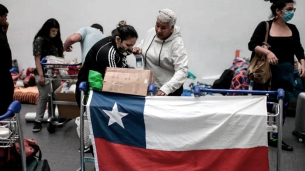 Chile sobrepasa los 6.000 muertos, a 120 días del inicio de la pandemia