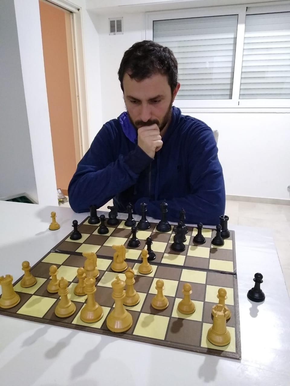 Olavarrienses Destacados en la Copa Online Chesscovid